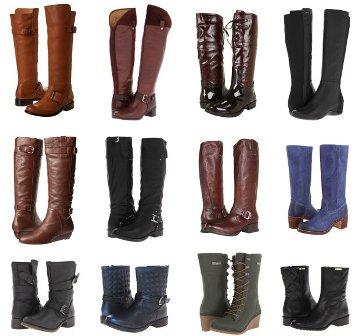Cum sa alegi cizmele de dama pentru iarna