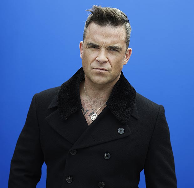 Robbie Williams tată