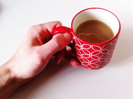 O simplă invitatie la cafea