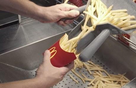 Cum se fac cartofii prajiti de la McDonald's?