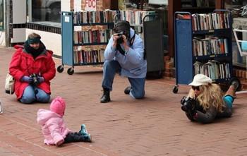 Fotografierea bebelusului – arta de a imortaliza fiecare moment special