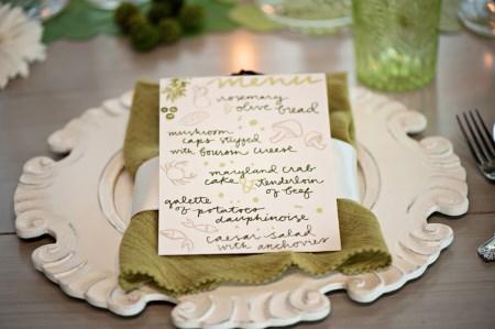 Trucuri pentru alegerea meniului de nunta