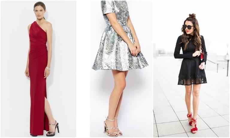 Ce sandale poti purta la o rochie eleganta pentru un look senzational