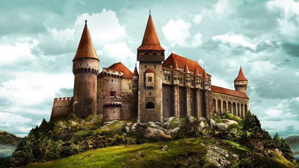 Ce comori au stat ascunse in Castelul Corvinilor