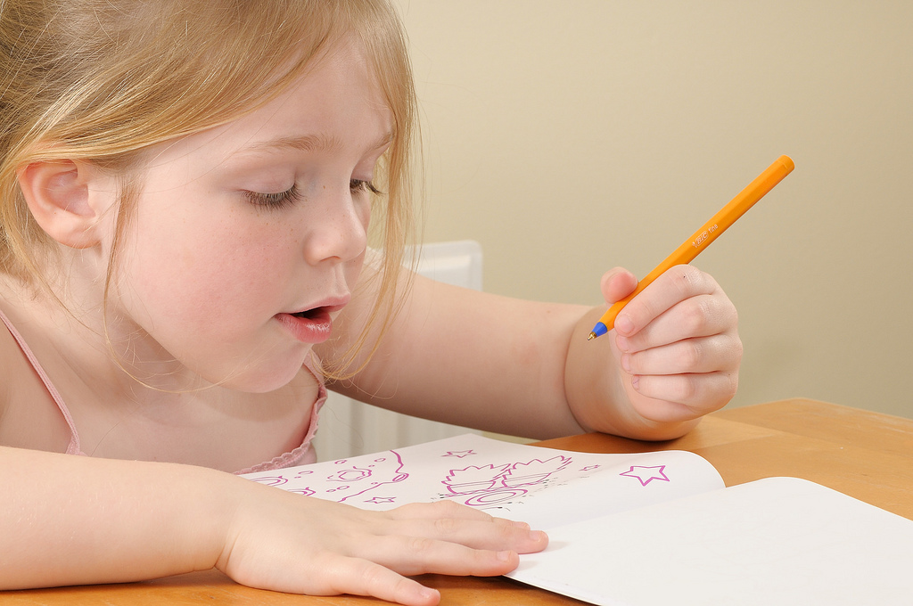 Ajuta-ti copilul sa se concentreze mai bine