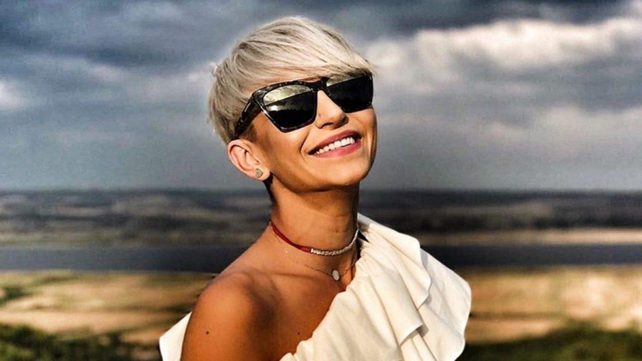 Giulia Anghelescu complet transformata de opertiile estetice