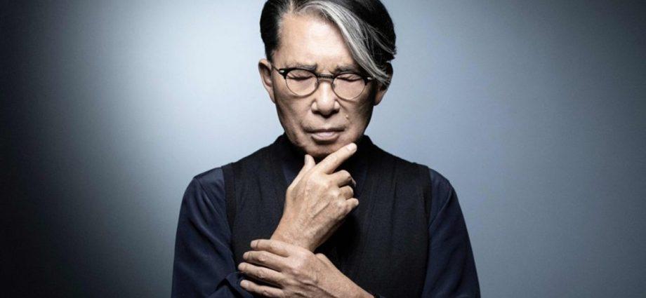 Kenzo Takada a fost designerul care a sfidat toate asteptarile