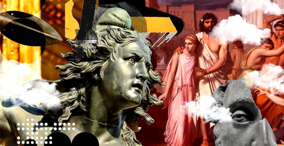 Amazoanele au fost cele mai puternice femei din mitologia greaca