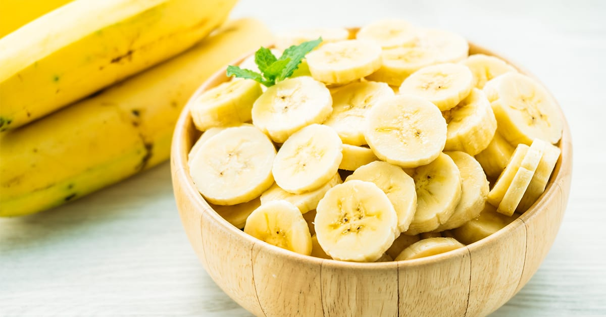 Consuma banane pentru a avea o dispozitie mai buna