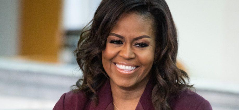 Michelle Obama vorbeste despre lupta avuta cu depresia