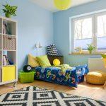 Moduri prin care poti amenaja camera copilului