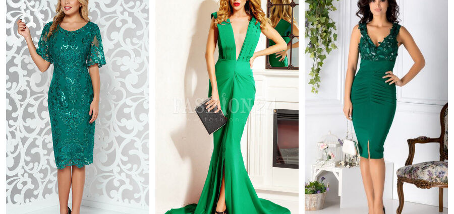 Descopera istoria rochiei de seara