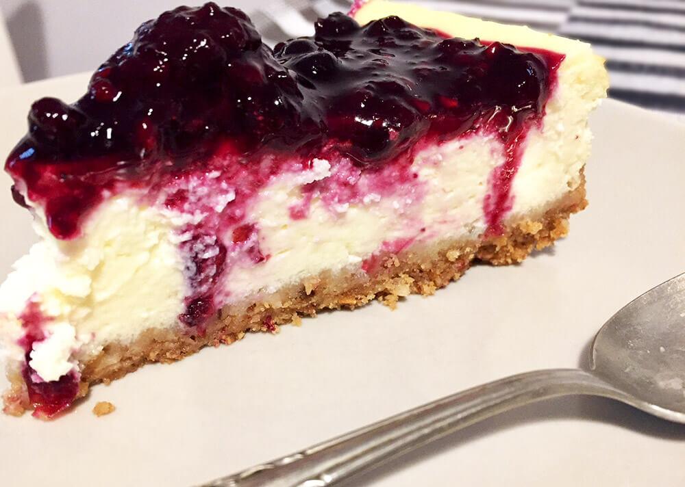 Cheesecake o reteta simpla